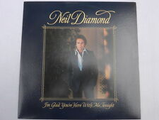 Neil Diamond – I'm Glad You're...With Me Tonight LP MNT