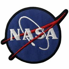 NASA Patch (3 Inch) Embroidered Iron on Badge Souvenir Emblem Astronaut Costume