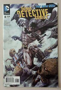 Batman Detective Comics The New 52 Comic Issue 8