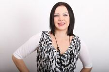 Fitted Viscose Tops & Shirts Plus Size for Women