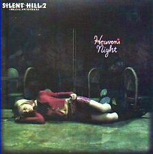 Silent Hill 2 Original Soundtrack CD Konami w/Tracking# F/S from Japan New