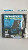Pondmaster Pond Filtration Carbon Coated Media #12203-fits PM1000/2000 ** New **