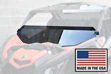 Can Am Maverick X3 Half Windshield Dark Tint Tinted Polycarbonate  UTVZILLA