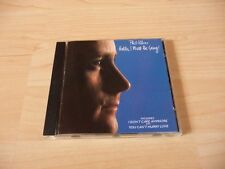 CD Phil Collins - Hello, I must be Going! 1982 incl. You can`t hurry love