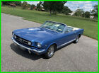 1965 Ford Mustang Convertible 1965 Convertible Used Automatic