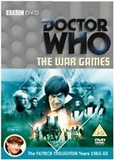 DR WHO 050 (1969) - THE WAR GAMES - TV Doctor Patrick Troughton - NEW DVD UK