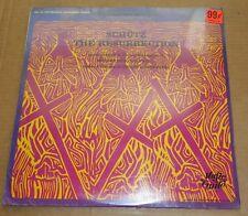 Hinreiner SCHUTZ The Resurrection - Music Guild MS-125 SEALED