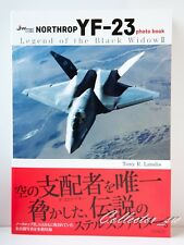 3 - 7 Days NORTHROP YF-23 Photo Book Legend of the Black Window II from Japan