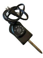 Presto 0690005 Skillet Griddle Temperature Control Heat Probe Power Cord HG44