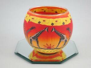Leuchtglas Nr. 109287 Giraffe