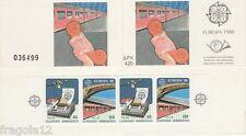 GREECE 1989 - EUROPA - GIOCHI DI BAMBINI - D. 460 - LIBRETTO BOOKLET MNH