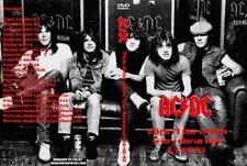 ACDC 1983 LA Tour Rehearsals DVD