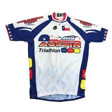 The Avia Austin Triathlon Jack & Adams Bicycles Cycling Jersey Medium Champ
