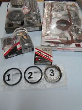 Engine Rebuild Kit fits Datsun 75-80 L20B Rings, Bearings,Timing  Kit & Gaskets