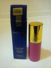 NIB Estee Lauder 02 PINK PATENT Fresh Sheer Pure Color Cheek Rush Blush