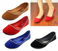 gloria-33 New Fashion Flats Slip On Casual Office Party Wedding Prom Women Shoes