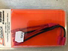 GForce GF-1320-116 Cordon Y parallèle Connecteurs doré 3.5mm câble 14AWG G-Force