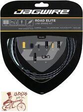 JAGWIRE ROAD ELITE LINK BLACK SRAM/SHIMANO ULTRA-SLICK BRAKE CABLE KIT