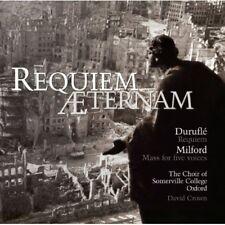 Choir of Somerville College, Oxford - Requiem Aeternam [New CD]