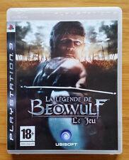La legende de Beowulf  PS3 / complet / b-r sans rayure / envoi gratuit