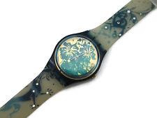 Swatch Watch - Dreaming Horses Wristwatch GN194 Gent Originals New Battery