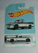 2018 HOT WHEELS '63 STUDEBAKER CHAMP WHITE HOT WHEELS TRUCK SERIES