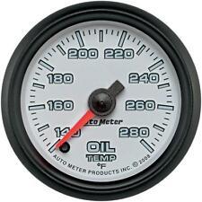 Auto Meter Phantom II 2 1/16in. Oil Temperature Gauge - 19540