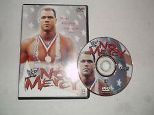 WWF - No Mercy 2001 (DVD, 2001) Wrestling, Kurt Angle, Steve Austin, The Rock