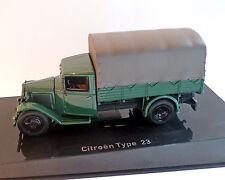 Citroën Type 23 (Van), 1946, NOREV 1:43