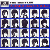 THE BEATLES A Hard Day's Night 2012 UK 180g vinyl stereo LP SEALED / NEW