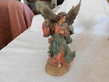 Set of 3 Vintage Ceramic Angel Figurine