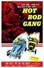 Hot Rod Gang Movie Poster 24inx36in