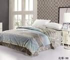 100% Cotton Printed Quilt/Doona/Comforter/Duvet Cover (No Pillow case) 2023031