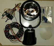 KH Industries Vehicle Mounted NightRay Spotlight w/ Wired Dash Control Panel New