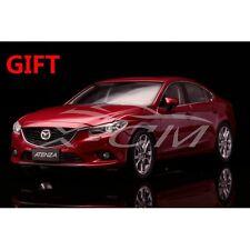Car Model New Mazda 6 Atenza 2014 1:18 (Red) + Small Gift!