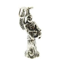 925 Sterling Silver Angel Charm Made in USA