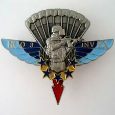 FRENCH SAS 1 RPIMa - INVEX RCO 3 - SPECIAL FORCES HALO PARATROOPER WINGS