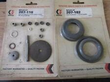 Graco 207-118 gasket needle Repair Kit for Hydra-Spray Guns 207-182 Ratio Pumps