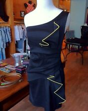 TFNC London One Shoulder Dress, Size Large