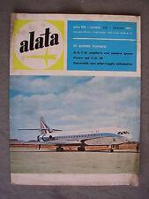 ALATA # 212 - RIVISTA AERONAUTICA - FEBBRAIO 1963 - BUONO
