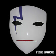 Darker Than Black Hei mask smile or angry cosplay props