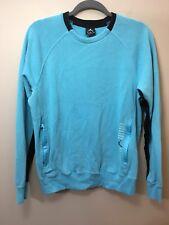 366b2e6d3266 Nike Jordan Dri-Fit Jumpman Crewneck Sweatshirt Aqua Blue Mens Size M Medium