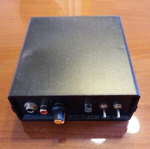SHORTWAVE 14 MHZ 20 METER BAND LOW POWER CW & AM RADIO TRANSMITTER