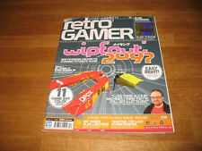 Retro Gamer magazine # 152 issue 152 vintage retro Wipeout 2097 cover