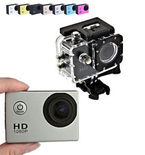 PRO CAM SPORT HD 1080P KIT ACCESSORI ACTION CAMERA 1.3 MP WATERPROOF GO PRO