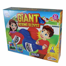 Giant Inflatable Champions Boxing Gloves Outdoor Garden Game Toy Knockout SR64