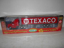 Gearbox Kenworth Precision Texaco Tractor Trailer - Limited Edition - New in Box
