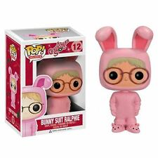 FUNKO POP HOLIDAYS A CHRISTMAS STORY BUNNY SUIT RALPHIE #12 BOX CREASE In Stock
