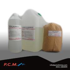ACQUA REGIA 4,50 LT : ACIDO NITRICO + CLORIDRICO + UREA  PCM 3688