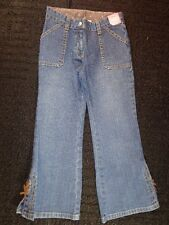 NWT New Girls Size 6 Gymboree Jeans Adjustable Waist